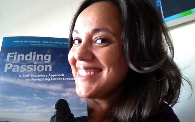 Finding Passion Book by Jessica Manca